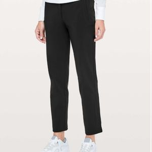 Lululemon - on the move pants
